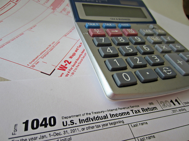 Where Can I Get Tax Forms for 2010?