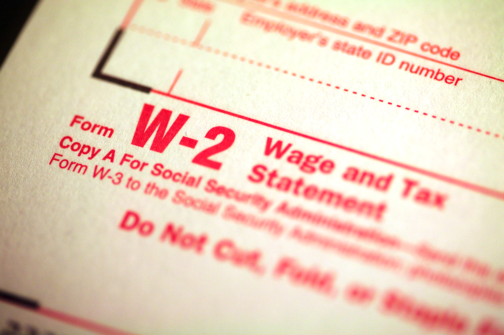 How to Get a Copy of W-2 Form for Prior Years